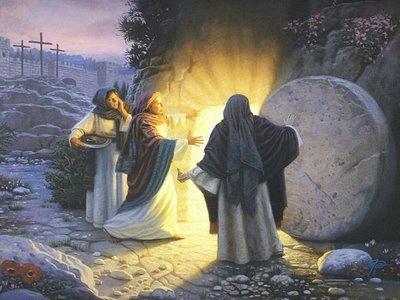 Por Causa de Sua Ressurreição