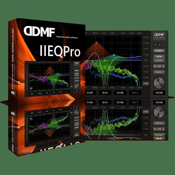 DDMF IIEQPro v3.5.4 Full version