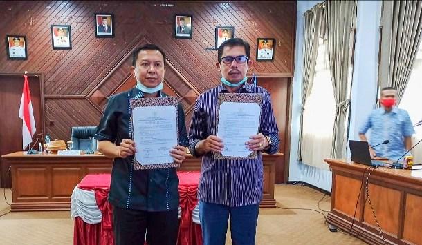 Disiplin Pengelolaan Keuangan Daerah, BPK RI Kembali Beri Penghargaan Opini WTP Untuk Pemkab Kep. Selayar