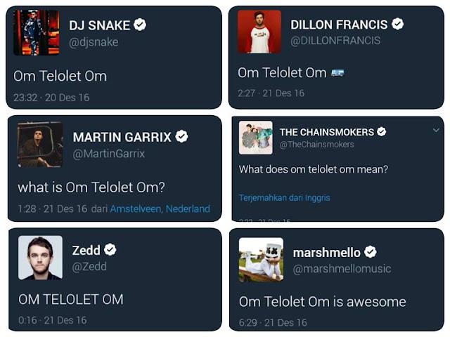 """Apa arti """"OM TELOLET OM"""" yang lagi ramai di Media Sosial !!!"""