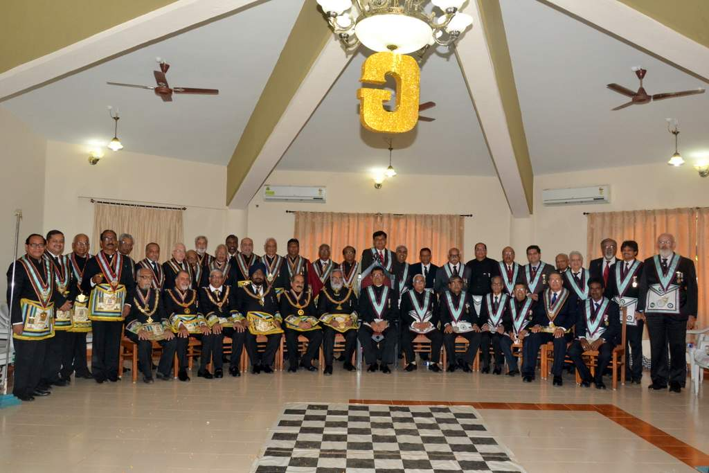Freemasons Lodge Gomantak No 248, Goa: Mark Lodge Gomantak