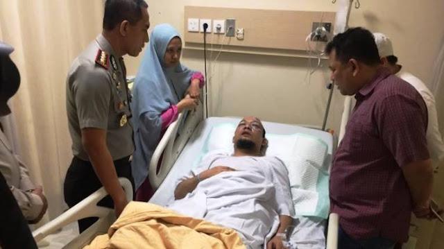 IPW Desak Polisi Terjunkan Densus 88 untuk Cari Penyerang Novel Baswedan