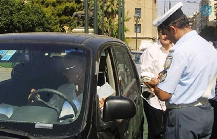 Βαριά καμπάνα στους οδηγούς που δεν θα σταματήσουν σε σήμα του ΣΔΟΕ