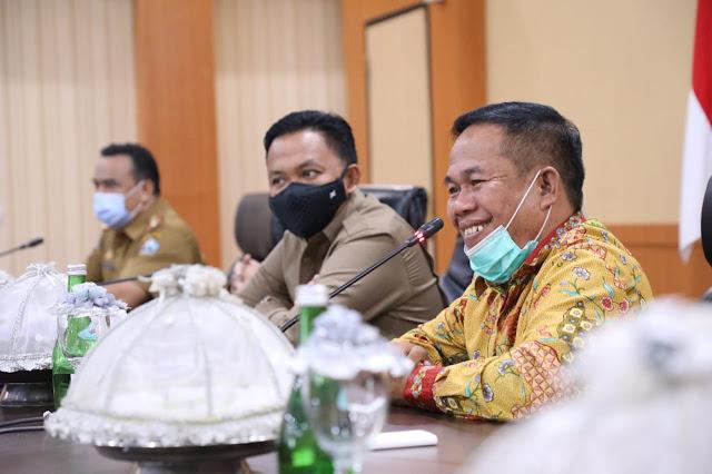 Bupati Majene Akui Kepemimpinan Ilham Azikin di Bantaeng