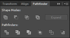 Cara Memotong Antar Objek (Shaping) di Adobe Illustrator