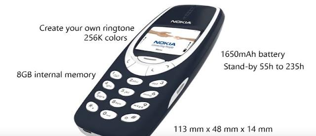 Επανέρχεται το θρυλικό Nokia 3310 (video)