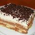 Το πιο νόστιμο γλυκό ever! Πτι μπερ και άνθος αραβοσίτου σοκολάτα.