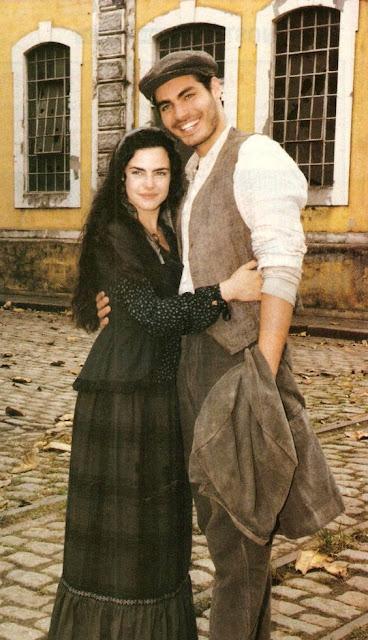 Giuliana e Mateo Terra Nostra