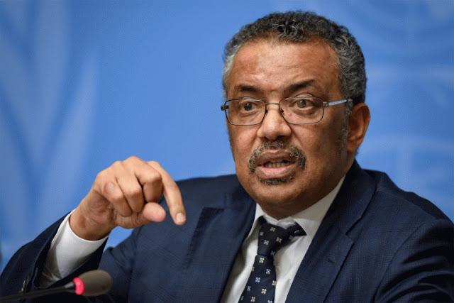 Coronavirus pandemic 'is accelerating', warns WHO