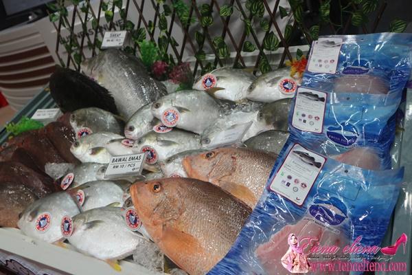 Jalan Murah Ikan Laut Segar di HPPNK2017