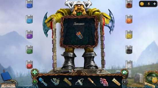 забираем динамит у статуи в игре затерянные земли 3 проклятое золото