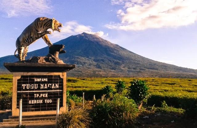 Pengakuan Pendaki Indigo Tentang Penunggu Gunung Kerinci Paling Ramai Dari yang Lain