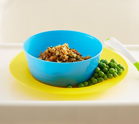 Receta de carne aromática al curry