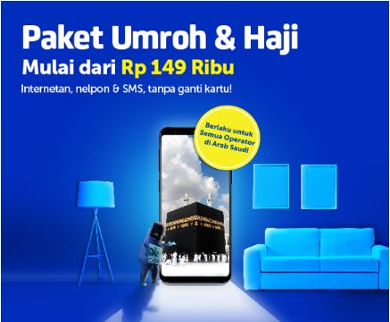 Paket Umroh dan Haji XL