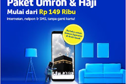 Paket Umroh & Haji XL, Komunikasi Lancar dari Tanah Suci ke Indonesia