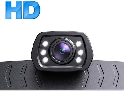 ZEROXCLUB Backup Camera