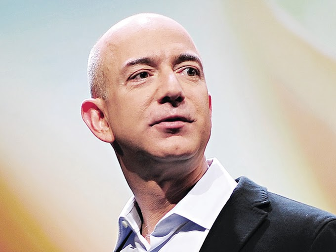 Jeff Bezos Is No Longer The Richest Person In The World After Amazon Stock Plunges