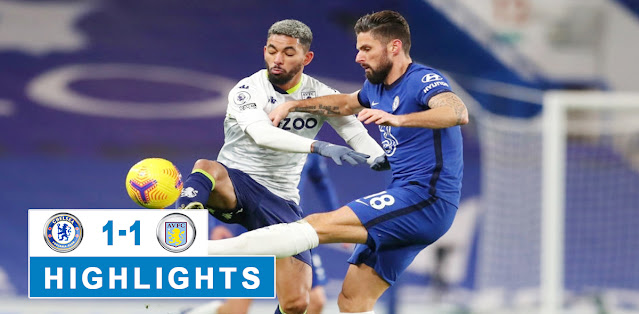 Chelsea vs Aston Villa – Highlights
