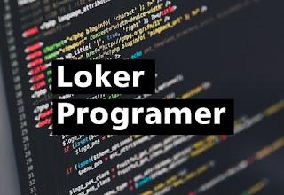 Loker Programer (Menguasai Native Mobile)