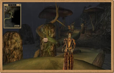 The Elder Scrolls 3 Morrowind Games RPG