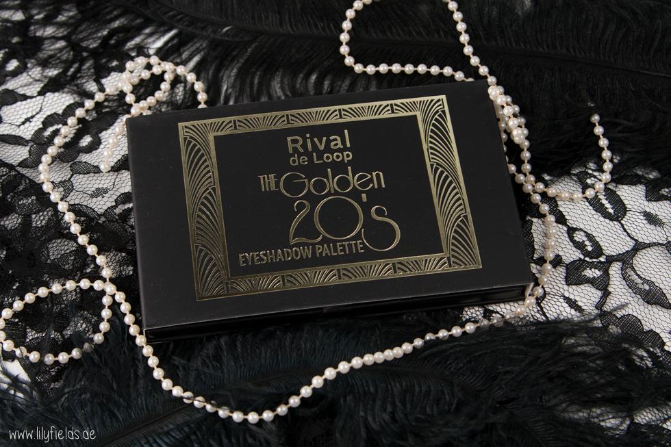 Rival de Loop - The Golden 20's - Eyeshadow Palette