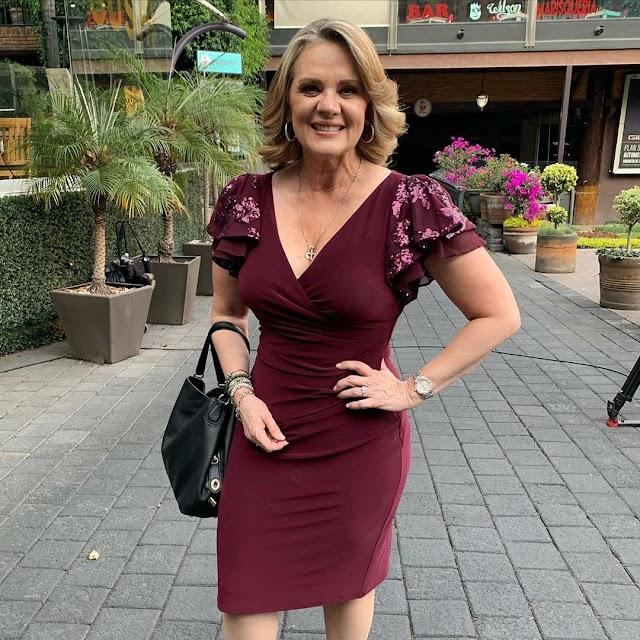 Érika Buenfil se integra a La Mexicana y el Güero