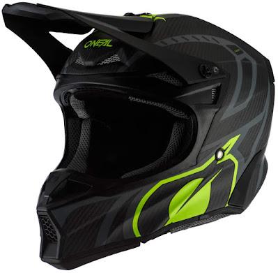 O'Neal 0650-203 10 Series Unisex-Adult Off-Road Helmet