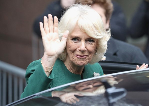 Medical Detection Dogs charity detect the odour of human disease. Camilla, Duchess of Cornwall is patron