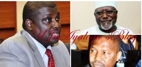 Why I gave Maina protection and advised AGF Malami to meet with him abroad - SSS DG finally speaks