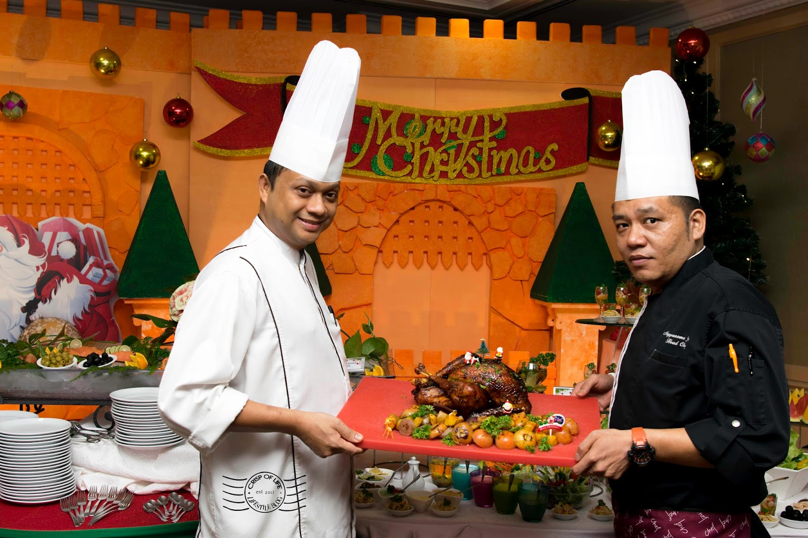 Christmas Eve and New Year's Eve Buffet Dinner @ Sunway Hotel Georgetown and Sunway Hotel Seberang Jaya