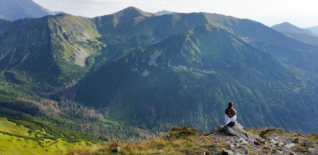 Tatry Polskie; Kasprowy Wierch; Mountains; Poland; Girl; Tumblr