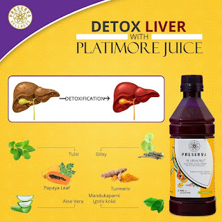 Platimore Juice | Curcumin Supplement | For Detoxify Your Liver