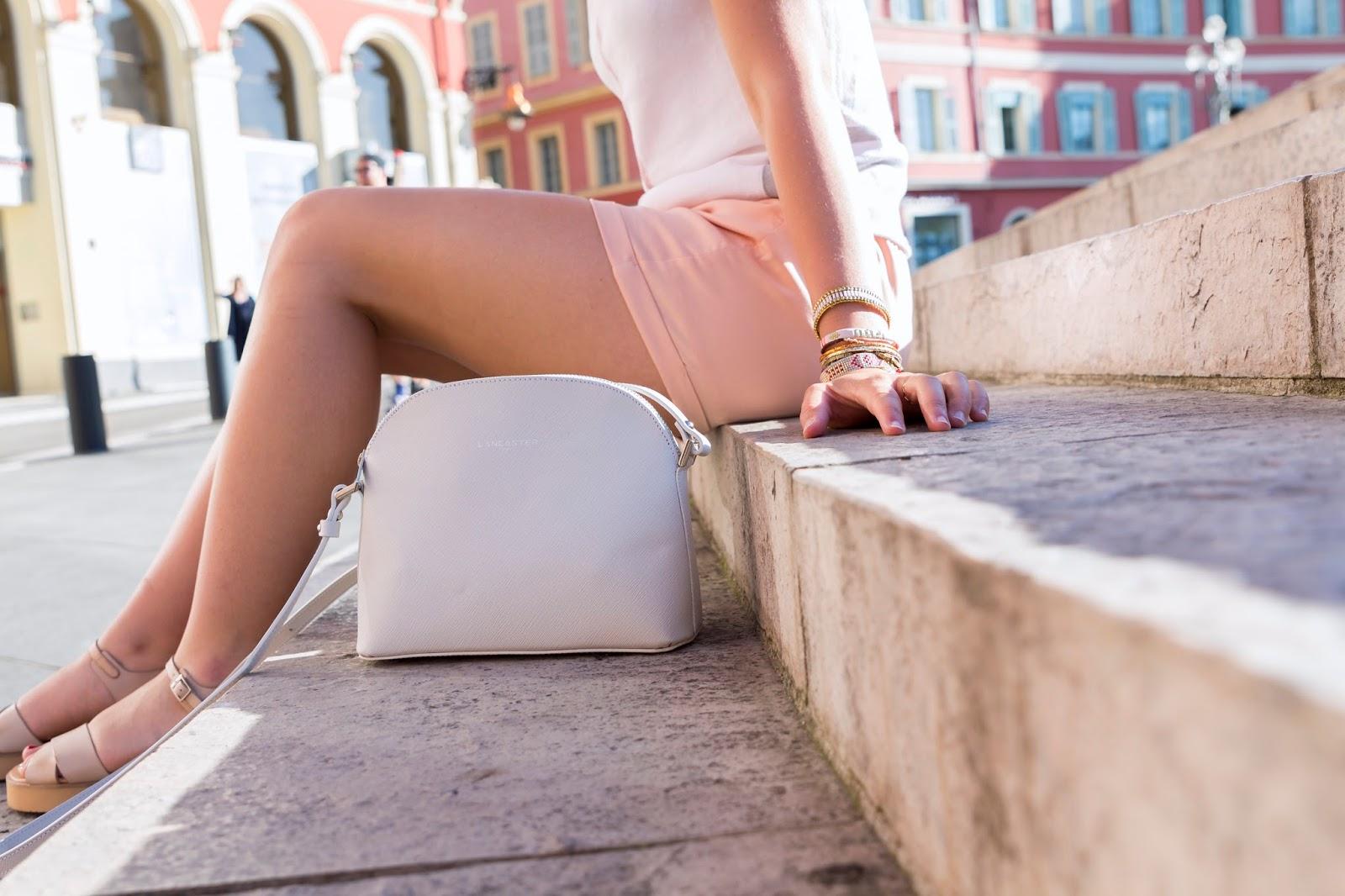 sac blanc lancaster