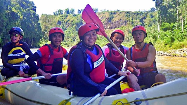 CDO river rafting