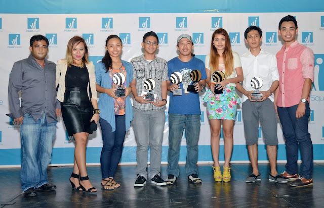 BCBA 2012 Winners