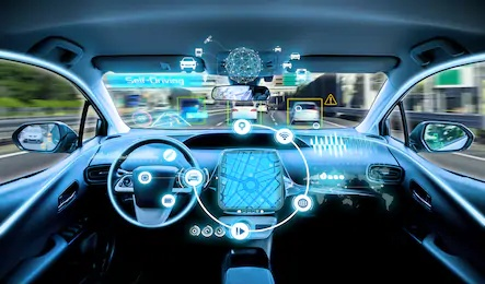 The 6 levels of automation in self driving cars