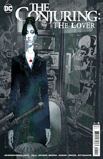 DC Horror Presents: The Conjuring: The Lover #1 Cover
