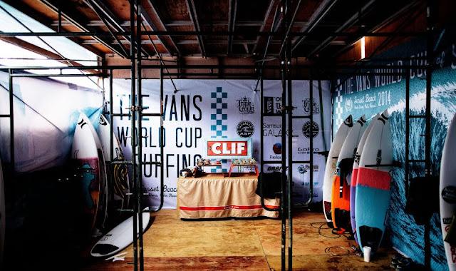 23 Vans World Cup of Sufing 2014 Boardroom Foto ASP