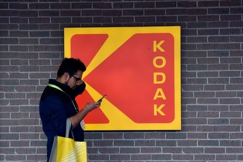 Kodak enters the field of medicine with American investments