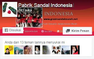https://www.facebook.com/PabrikSandaLIndonesia/