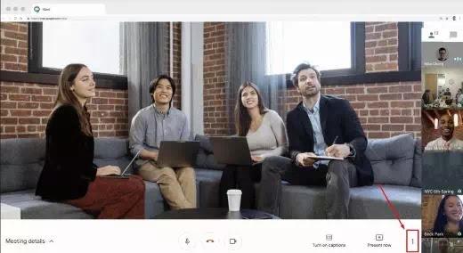 Cara Merekam Rapat di Google Meet-1