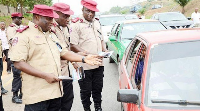 From October 1, if commercial vehicles overspeed, FRSC will know