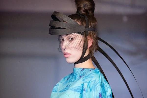Brillante Fashion Show. London Greets Latvian Designers