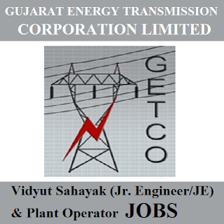 Gujarat Energy Transmission Corporation Limited, GETCO, Gujarat, JE, Junior Engineer, Graduation, freejobalert, Sarkari Naukri, Latest Jobs, getco logo