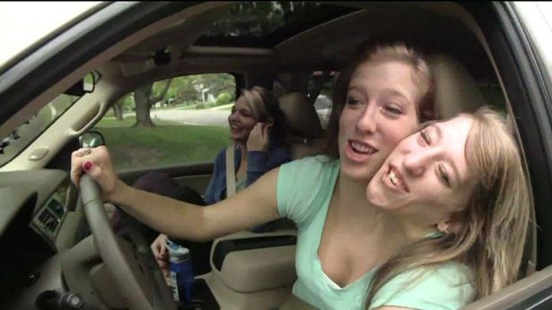 The Most Famous Conjoined Twins In The World On Learning To Drive And Playing Sports