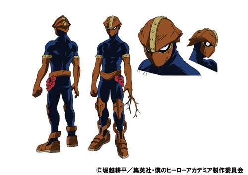 ชินริน คามุย (Shinrin Kamui) @ My Hero Academia: Boku no Hero Academia มายฮีโร่ อคาเดเมีย