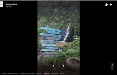 Air Terjun Setatah, Grojongan Tersembunyi di Jepara Jawa Tengah