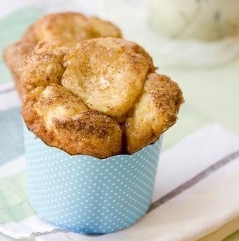 cinnamon monkey bread muffins recipe