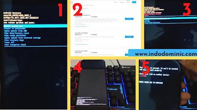Cara Flash HP Asus Tanpa PC