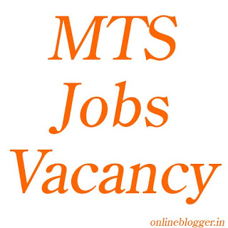 SSC MTS Online Form 2019